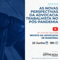 Gigantes do Direito Trabalhista e Tributário participam de eventos em Rondônia