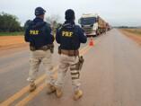 Trevo de acesso a Cujubim: BR-364 não será liberada totalmente nesta terça-feira, informa a PRF