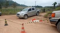 Avô e neta são mortos em Nova Colina, distrito de Ji-Paraná