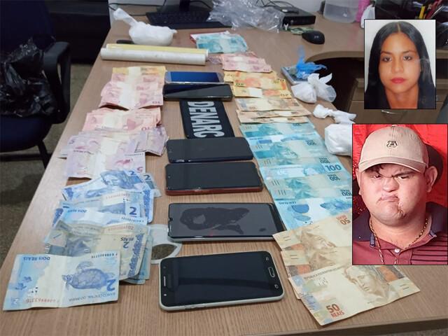 Mais dois traficantes são presos durante a Operação Hórus