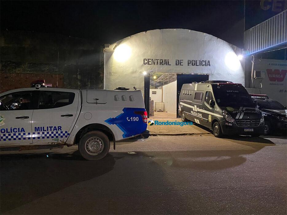 Bandido esfaqueia vítima durante assalto em residência, mas é preso após PM rastrear celular roubado