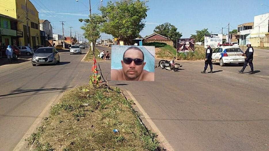 Motociclista morre em colisão ao fazer conversão em Porto Velho