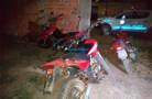 Policiais militares recuperam três motos roubadas em Porto Velho