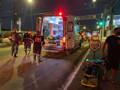 Pedestre é atropelado por motociclista no centro de Porto Velho