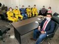 Deputado Marcelo Cruz corrige injustiça contra bombeiros civis de Rondônia