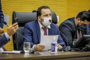 Presidente Alex Redano destaca empenho de R$ 500 mil para recuperação de estradas em Monte Negro