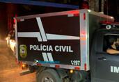 Preso envolvido em tiroteio que matou delegado e outro homem na capital