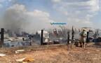 Vídeo: Bombeiros controlam incêndio na zona leste da capital; parte de empresa foi destruída