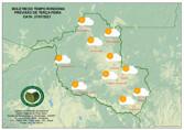 Sipam também prevê frio em Rondônia no final semana; calor segue firme nesta terça