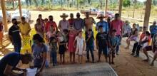 Ismael Crispin anuncia investimentos para atender produtores do distrito de União Bandeirantes