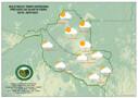 Frio chega ao Cone Sul e Vale do Guaporé nesta quarta, mas calor ainda predomina em Rondônia