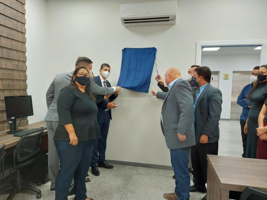 Cacoal e Ji-Paraná ganham nova estrutura para atender advocacia nos fóruns