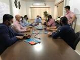 Ismael Crispin debate com comerciantes e representantes do setor produtivo projeto que trata da Lei do Zoneamento