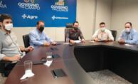Vídeo: prefeitos entregam manifesto pedindo Refis para grandes devedores