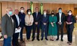 Sindsef participa de reunião com Ministério da Economia sobre pauta da transposição entregue a Bolsonaro