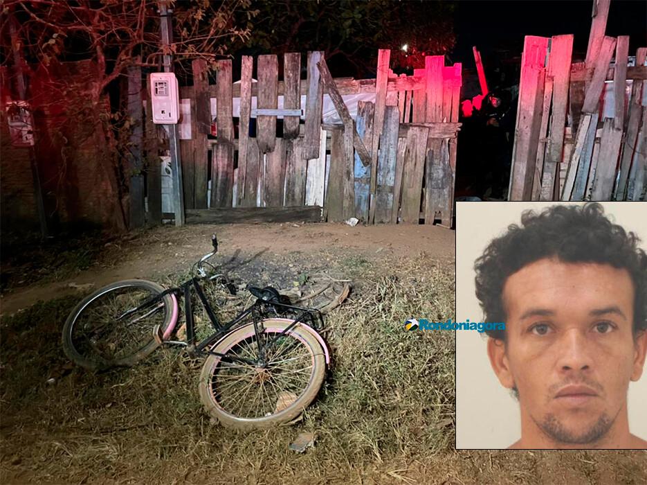 Homem é executado com três tiros na zona leste de Porto Velho; PM detalha crime