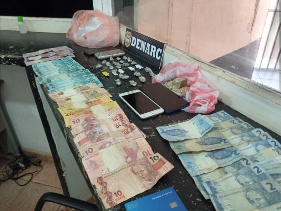 Operação Hórus: Traficante é preso durante mandado de busca