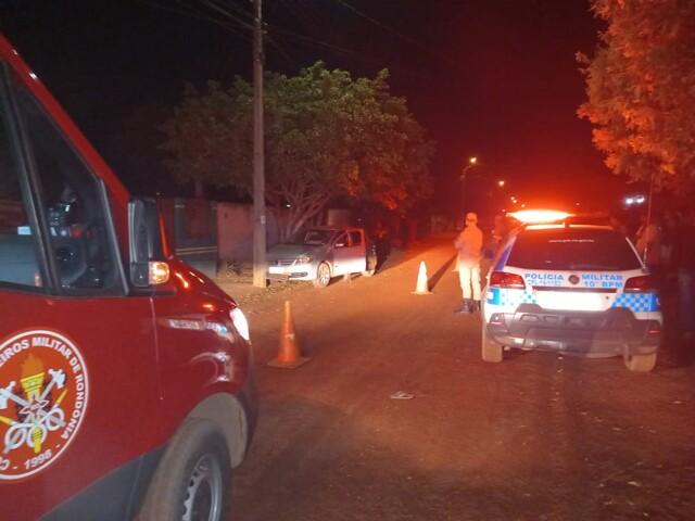 Mulher é morta em Rolim de Moura e ex-marido se entrega à Polícia