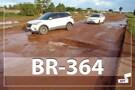 MPF processa Dnit para recuperar trecho da BR-364 em Itapuã do Oeste