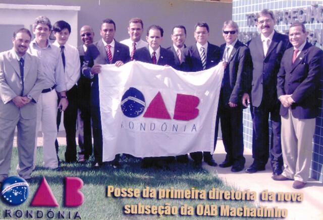 Advogada Zênia Cernov propõe mais apoio às subseções de Machadinho, Buritis, São Francisco e São Miguel do Guaporé
