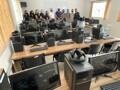 Deputado Alex Silva entrega laboratório de informática e equipamentos de karatê a instituto educacional de Presidente Médici