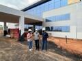 Laerte Gomes visita obras do Centro de Referência do Hospital do Amor e garante verba para atendimentos