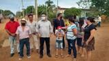 Fogaça ouve demandas dos moradores do Jardim Santana