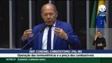 Com discurso contundente, Coronel Chrisóstomo debate preços dos combustíveis e outros assuntos com o presidente da Petrobras no plenário
