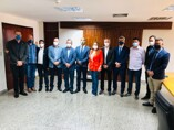 Presidente da Assembleia discute modelo de faculdade estadual com deputados do Tocantins