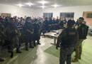 Operação com mais de 100 policiais mira LCP e elucidação de vários crimes em Rondônia