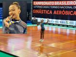 Atletas de Porto Velho dão show na ginástica aeróbica em Aracaju; Duda Tavares confirma favoritismo e sobe para o Brasileiro