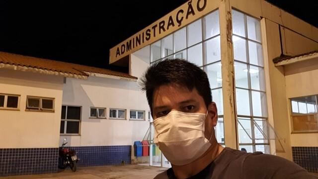 Tensión e incertidumbre: los profesionales de la salud relatan su vida cotidiana en el apogeo de la epidemia en Rondônia