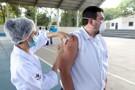 Profissionais da saúde de Porto Velho recebem a terceira dose de vacina a partir deste sábado