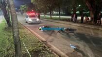 Motociclista morre atropelado em acidente na zona leste de Porto Velho