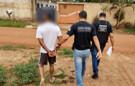Suspeito de envolvimento em assassinato é preso temporariamente na capital