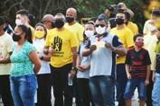 Setembro Amarelo: deputado Alex Silva realiza caminhada de combate ao suicídio no Espaço Alternativo