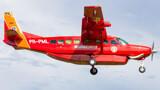 Pane: aeronave dos Bombeiros faz pouso forçado em fazenda