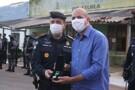 Ismael Crispin recebe Medalha do Mérito o Guardião da Zona da Mata concedida pela PM de Rondônia