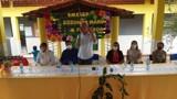 Ismael Crispin comemora dia do professor entregando obra em escola