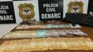 Denarc prende casal apontado como um dos maiores distribuidores de maconha da Zona Sul