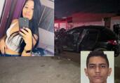 Outra vítima fatal de acidente com moto é identificada; jovem era mãe da bebê que sobreviveu