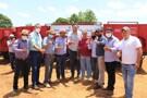 Deputado Laerte Gomes entrega equipamentos em Alvorada adquiridos com emenda