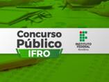IFRO define banca para realização de novo concurso público
