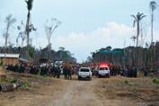 Desocupação de fazendas: tropas da Polícia avançam em áreas onde invasores dificultaram acessos