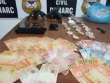 Denarc prende criminosos que aterrorizavam a Zona Leste com armamento de grosso calibre