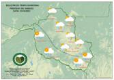 Sábado será de muito sol e calor em o estado, diz Sipam