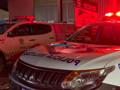 Motociclista bêbado é preso após se envolver em acidente