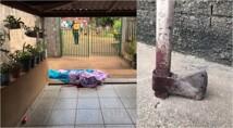 Suspeito de matar ex-esposa a golpes de machado é preso na área rural de Cabixi