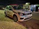 Motorista bêbado causa acidente e é preso pela PM