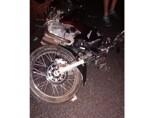 Motociclista morre após atingir cavalo solto na BR-429